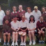 Stoolball team