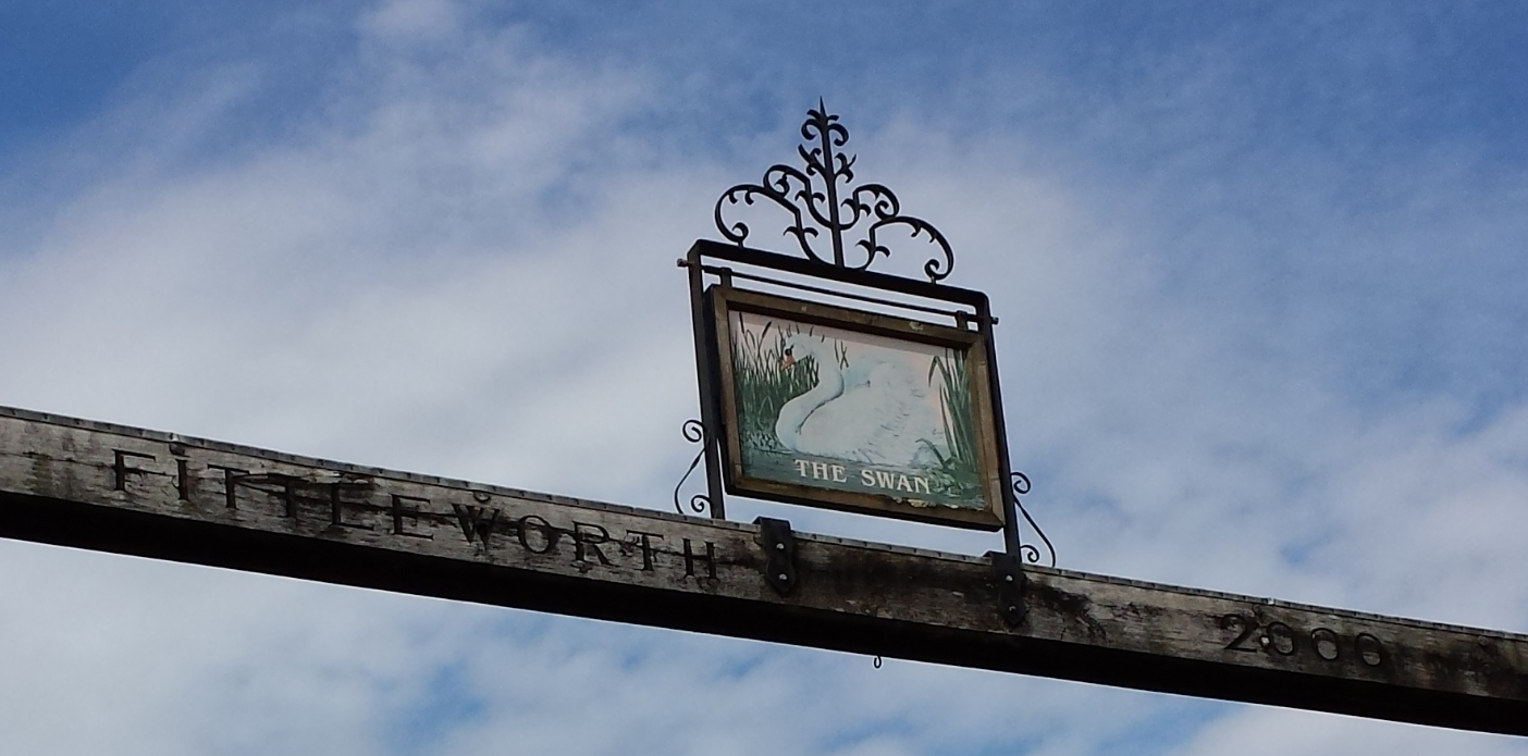 Welcome to the Swan at Fittleworth, David and Jane Simmonds!