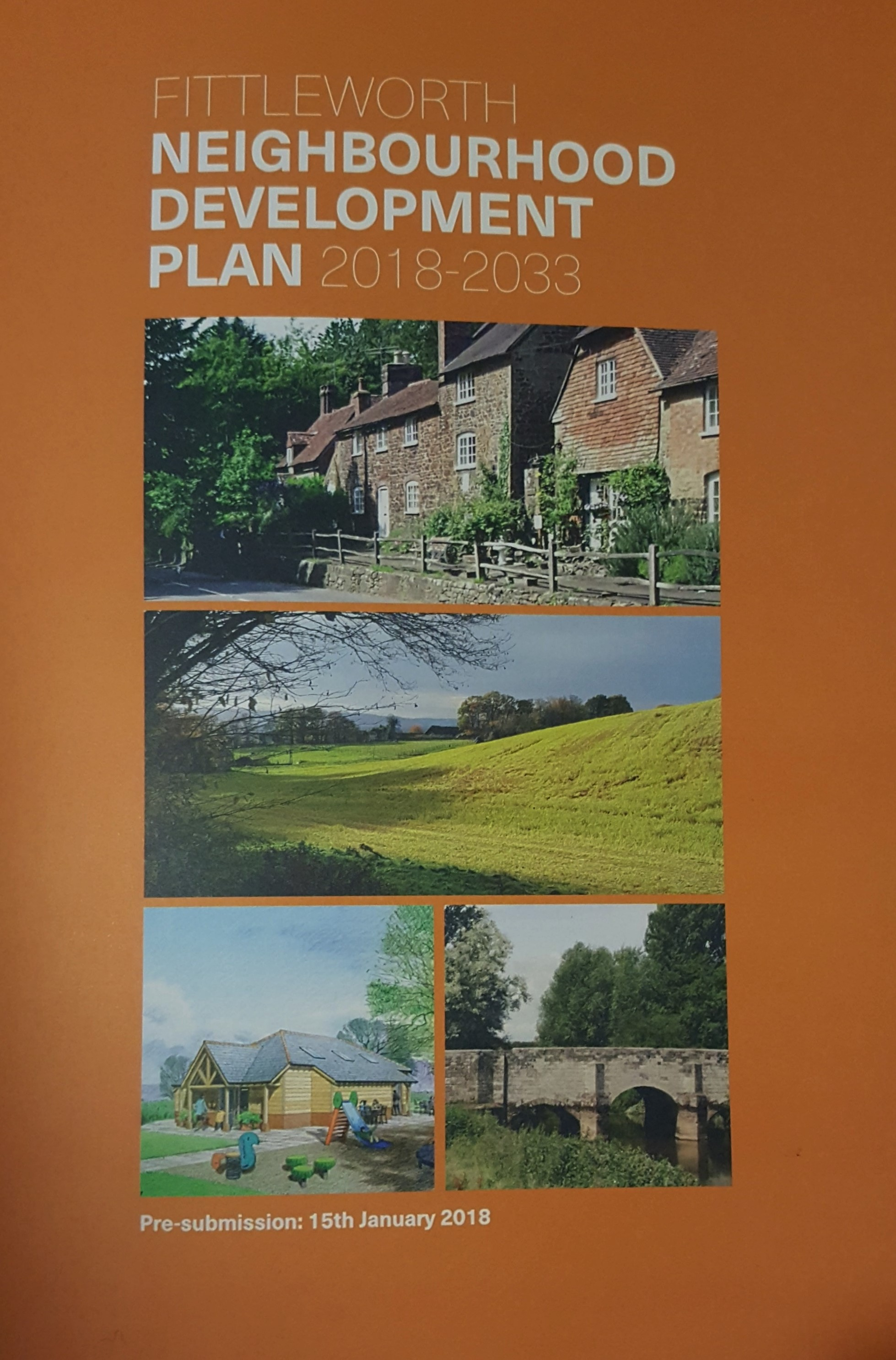 Fittleworth Neighbourhood Plan for consultation
