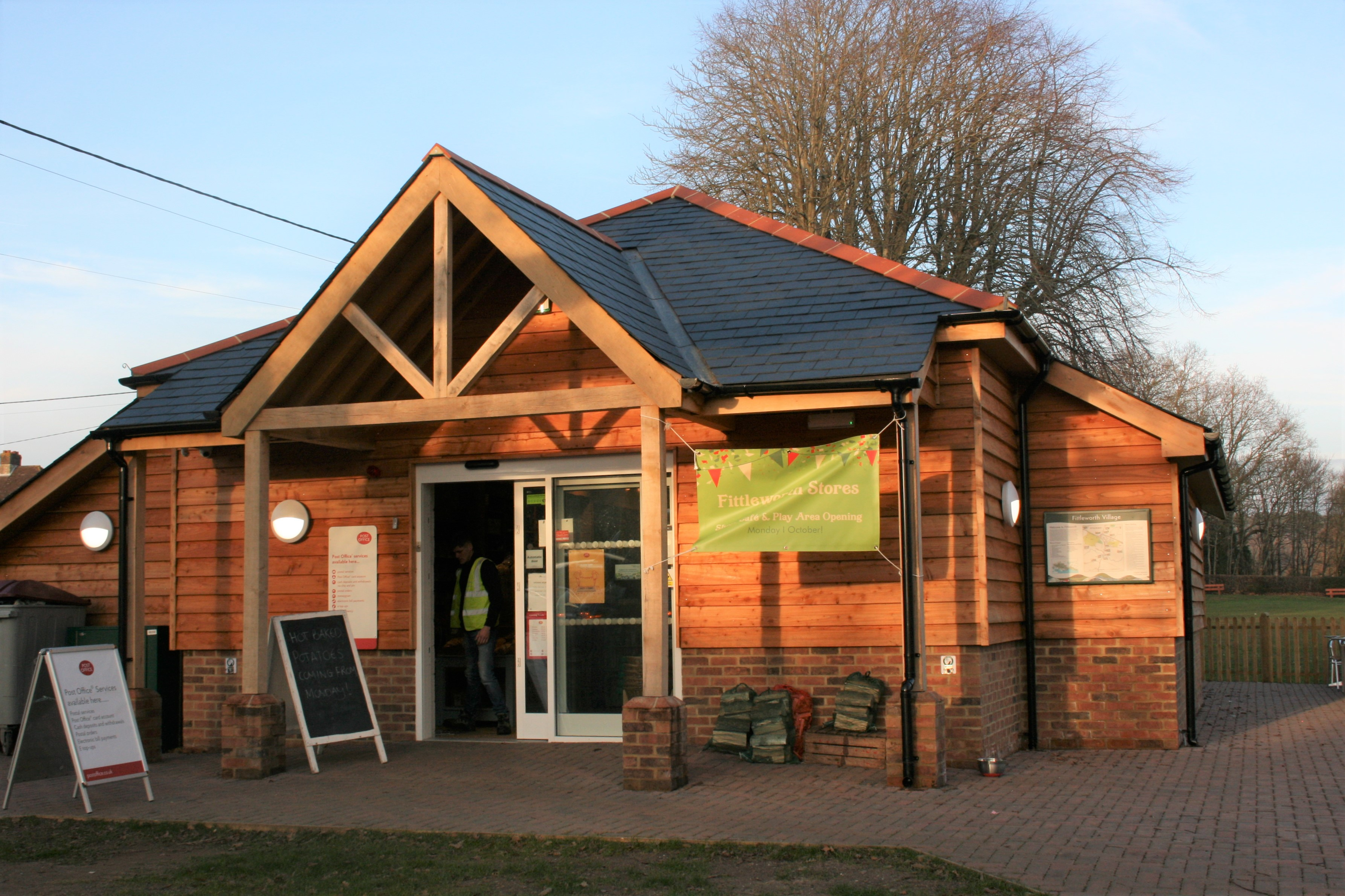 Well done to everyone who has helped Fittleworth Stores and Cafe become a Countryside Alliance S.E. Region Finalist!