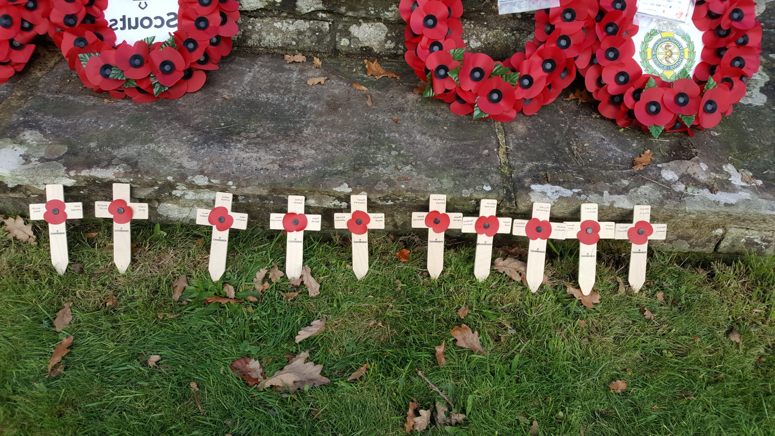 Fittleworth Remembers those who did not return.