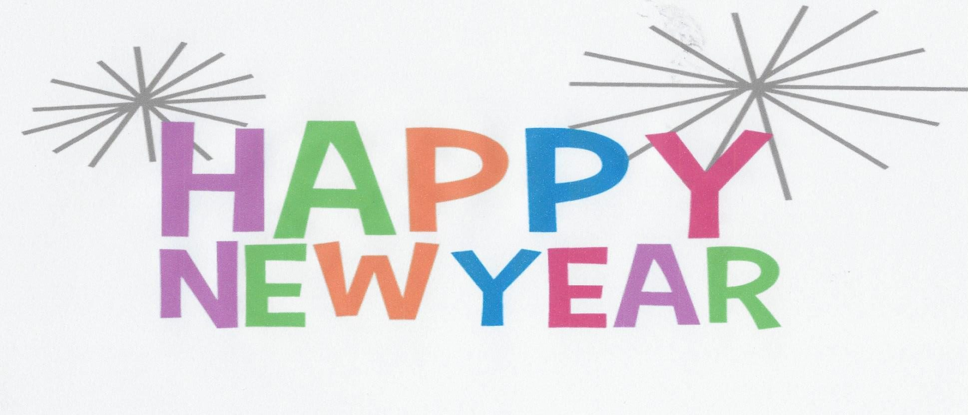 Happy New Year – have a happy healthy 2020!