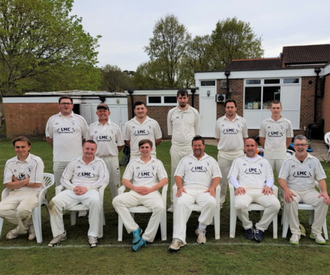 Photo of Fittleworth Cricket team in May 2021